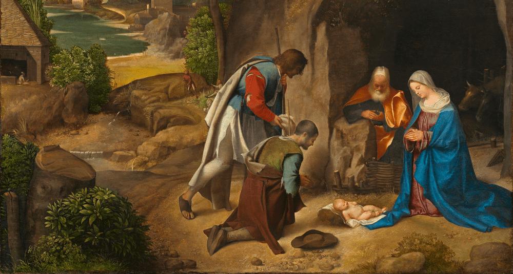 ou-est-exposee-l-oeuvre-l-adoration-des-bergers-peinte-par-giorgione