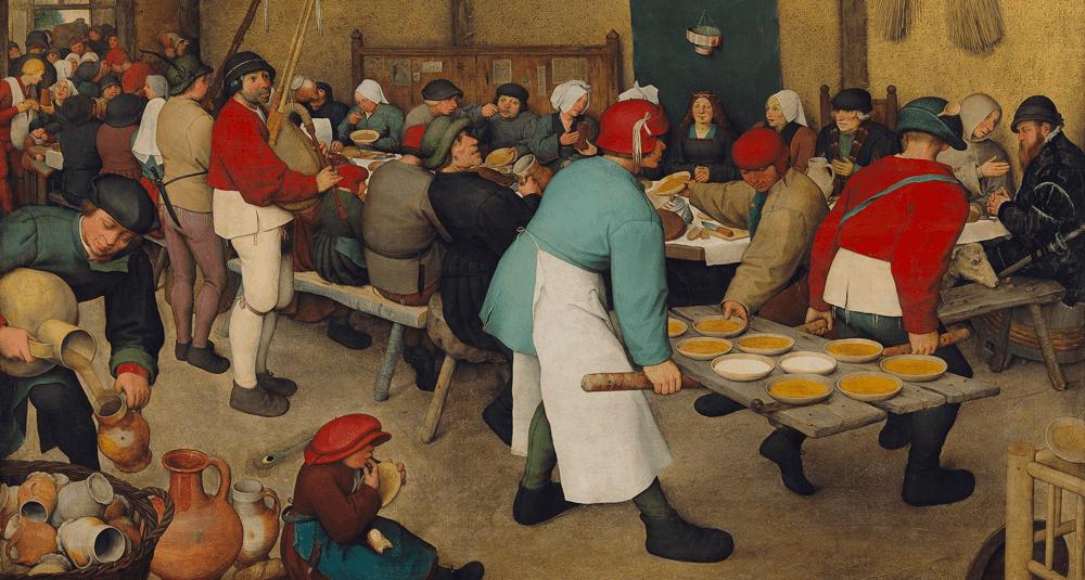ou-est-exposee-l-oeuvre-le-repas-de-noce-peinte-par-pieter-brueghel
