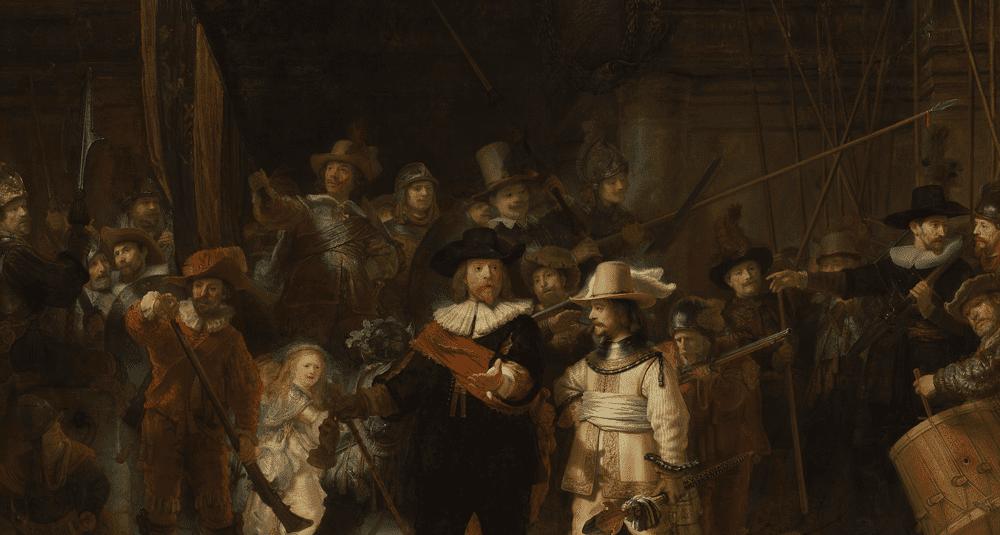 ou-est-exposee-l-oeuvre-la-ronde-de-nuit-peinte-par-rembrandt-en-1642