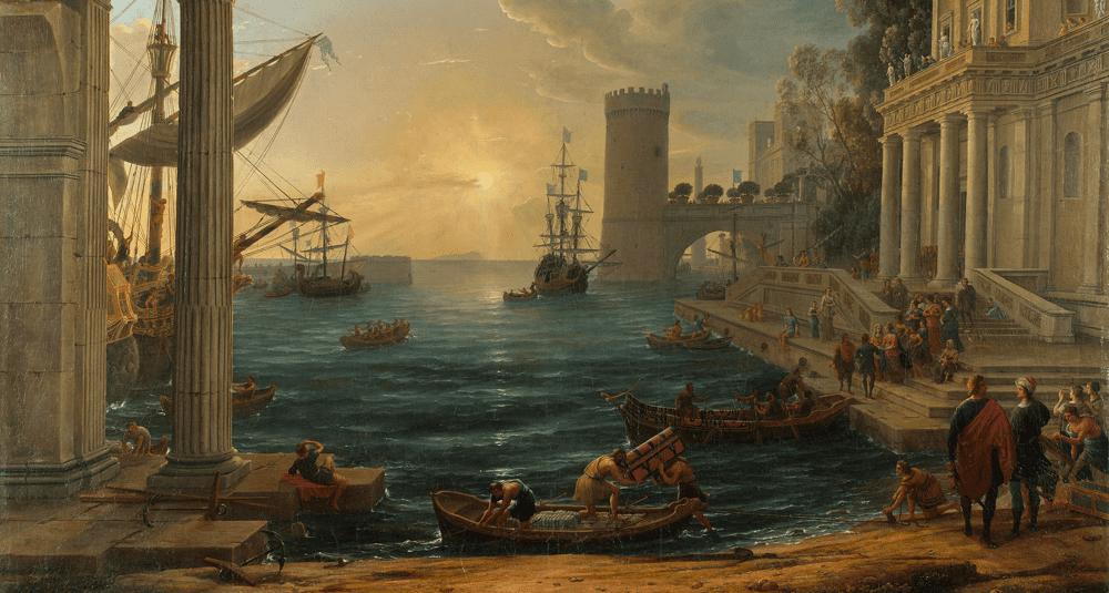 en-quelle-annee-claude-lorrain-a-t-il-peint-l-oeuvre-embarquement-de-la-reine-de-saba