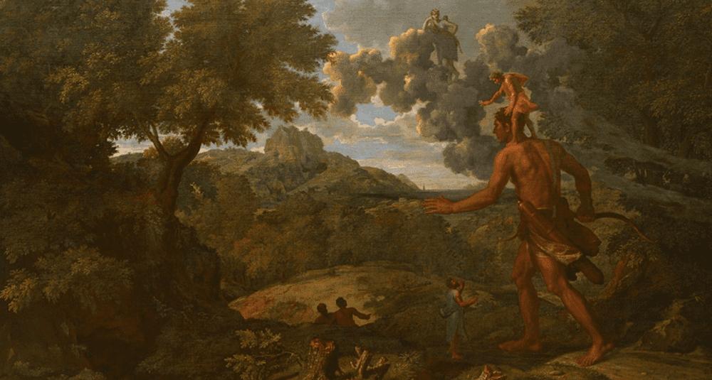 ou-est-exposee-l-oeuvre-paysage-avec-orion-aveugle-cherchant-le-soleil-peinte-par-nicolas-poussin